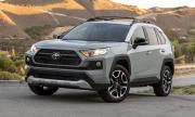 Toyota изтегля RAV4 заради пукнатини в окачването