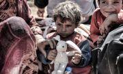 Все повече деца са убивани в Сирия