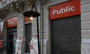 Протести на търговците в Гърция срещу решение за избирателно отваряне на магазините