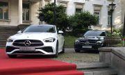 Новият Mercedes C-Klasse