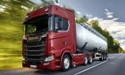 Най-мощният влекач в света вече е Scania