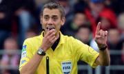 Пандемията засили топ европейски рефер да свири мач от efbet Лига