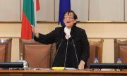 Мика Зайкова: На ГЕРБ им е поръчано да саботират парламента