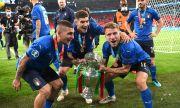 UEFA EURO 2020 Касано: Станахме шампиони без централен нападател