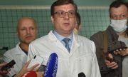 Откриха лекаря на Навални