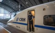 Китай тества влак, развиващ немислима скорост