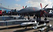 Турският боен безпилотен самолет Akinci постави нов рекорд (ВИДЕО)