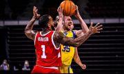 Левски Лукойл претърпя унизителна загуба в баскетболната Шампионска лига