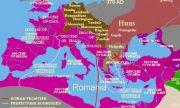 17 януари 395 г. Разделянето на Римската империя