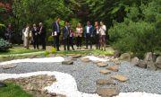 Възстановиха японската градина в софийския зоопарк