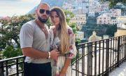Наско Месечков и съпругата му изпратиха лятото (СНИМКИ)