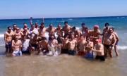 Купата на Локо Пловдив отиде на море! (ВИДЕО)