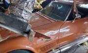 Мъжки сълзи: експлозия унищожи цех с редки Corvette