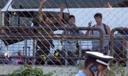 Напрежение на гръцките острови заради мигрантите