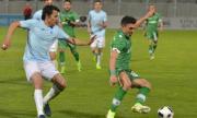 Лудогорец загря за подновяването на първенството с разгром срещу Дунав