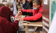 БЧК започва раздаването на пакети с храна на половин милион души
