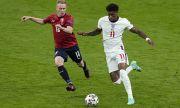 UEFA EURO 2020: Англия с минимална победа над Чехия - и двата отбора прескочиха груповата фаза