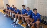Волейболният Левски ще доиграе сезона с юноши