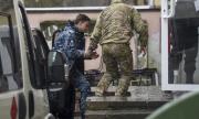 Всички задържани украински моряци са преместени в Москва