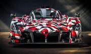 Toyota показа хиперколата си