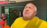 Борисов, напускайки болницата: Ако не направят кабинет със 165 депутати, са бъзльовци! (ВИДЕО)