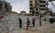 Болници в Сирия обслужват само спешни случаи