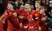 Ливърпул се приближава до клубен рекорд