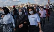 Коронавирус: Ситуацията в Турция е критична