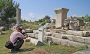 Нов, непознат за археолозите квартал в Никополис ад Иструм
