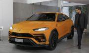 Lamborghini Urus получи доза карбонови елементи