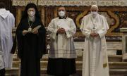 Папата прави уникално по рода си събитие с религиозни лидери