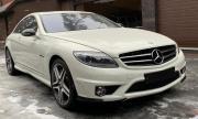 Продава се 12-годишeн Mercedes-Benz CL 63 AMG без почти никакъв пробег