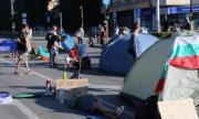 Трети ден протестиращи вървят пеша от Свиленград до София