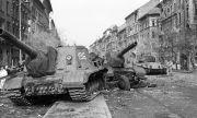 Когато унгарците бягат в Австрия от съветските танкове