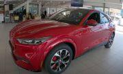 Новият Ford Mustang Mach-E дойде в България с цена под 100 000 лв.