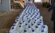 """""""Изправи се.БГ"""" дари 2730 литра вода в кампанията """"Вода за Перник"""" ВИДЕО"""