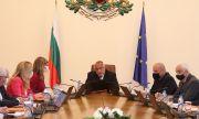 Кабинетът няма да иде в НС. Борисов е в болничен, министрите - в отпуск