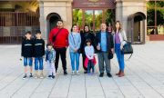Афганистанците, евакуирани с помощта на България, разгледаха София