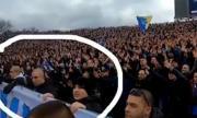 Арестуваха четирима ултраси на Левски, съблекли момче в София