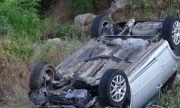 19-годишна се преобърна с лек автомобил в Родопите