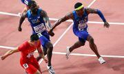 Лекоатлетите на САЩ се провалиха на мъжката щафета 4х100 метра