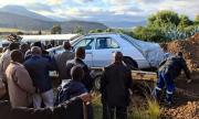 Погребаха африкански политик в Mercedes-Benz E500