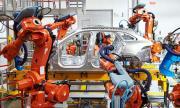 През април във Великобритания са произведени 197 коли