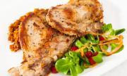 Рецепта за вечеря: Свински вратни пържоли на фурна