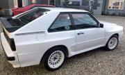Продава се оригинално Audi Sport quattro на 7000 км