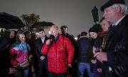 Протест след изборите в Русия
