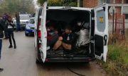 Българските власти задържаха мигранти, преминали незаконно границата
