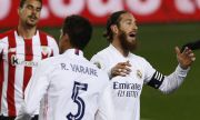 Серхио Рамос преосмисли и ще остане в Реал Мадрид