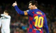 За първи път Меси пропуска две дузпи срещу един отбор за един сезон в Ла Лига
