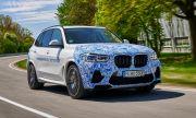 BMW ще тества X5 на водород по пътищата в Европа